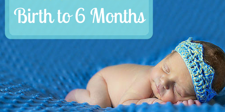 Language Development: Birth to Six Months