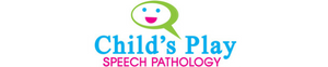 Child's Play Speech Pathology