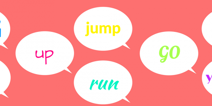 The Importance of Verbs and Other Word Types